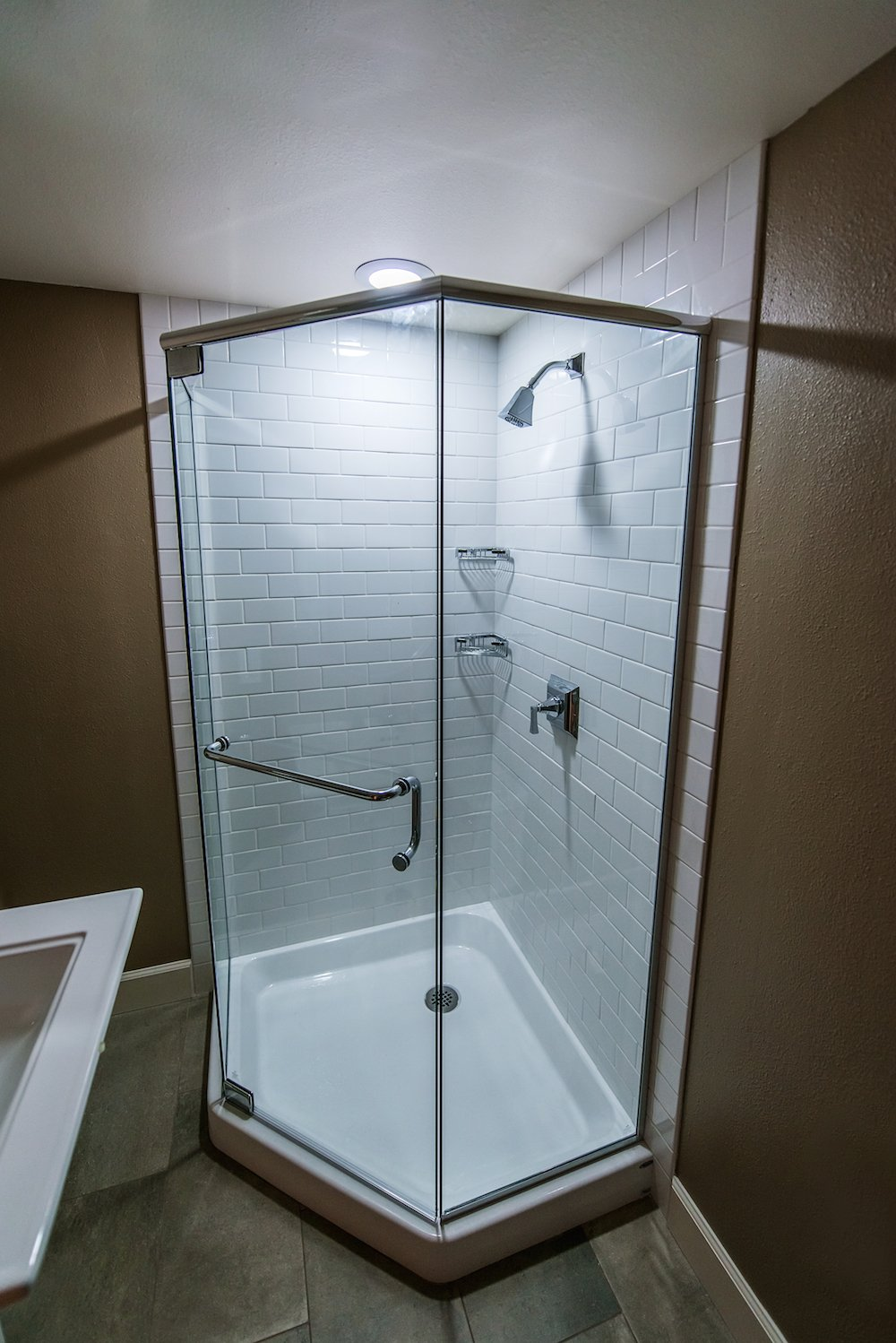 Tub Shower Enclosures Shower Tub Enclosure Rotating Shower Conwy Valley Plumbing 28 New